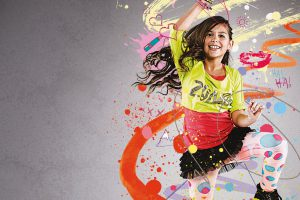 Zumba Kids Classes in Dubai