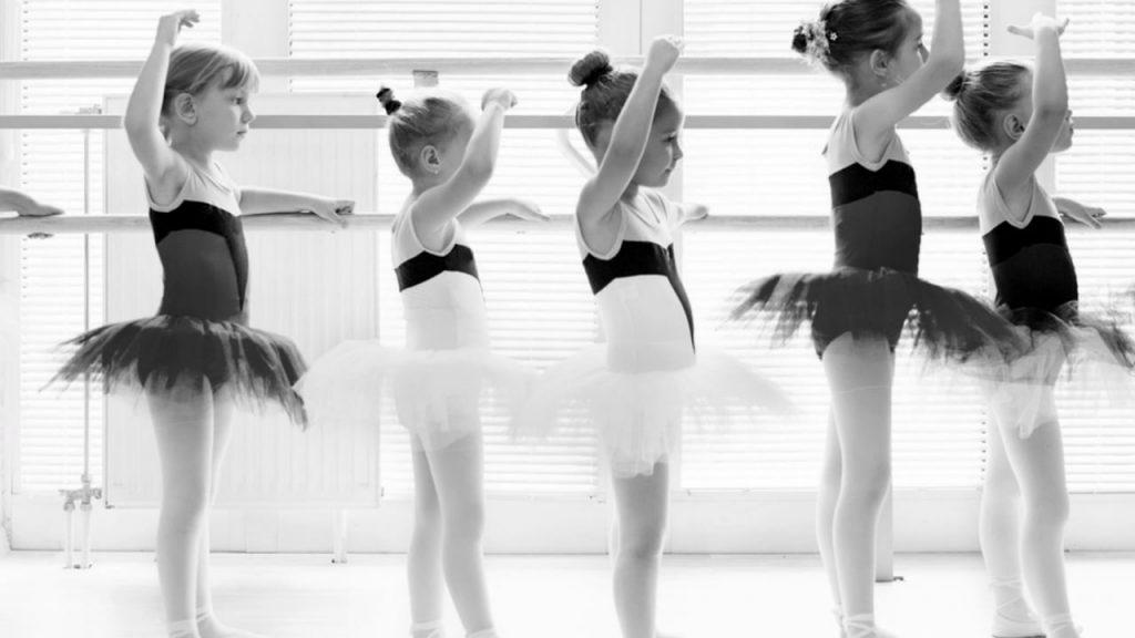 Kids Ballet Classes in Dubai