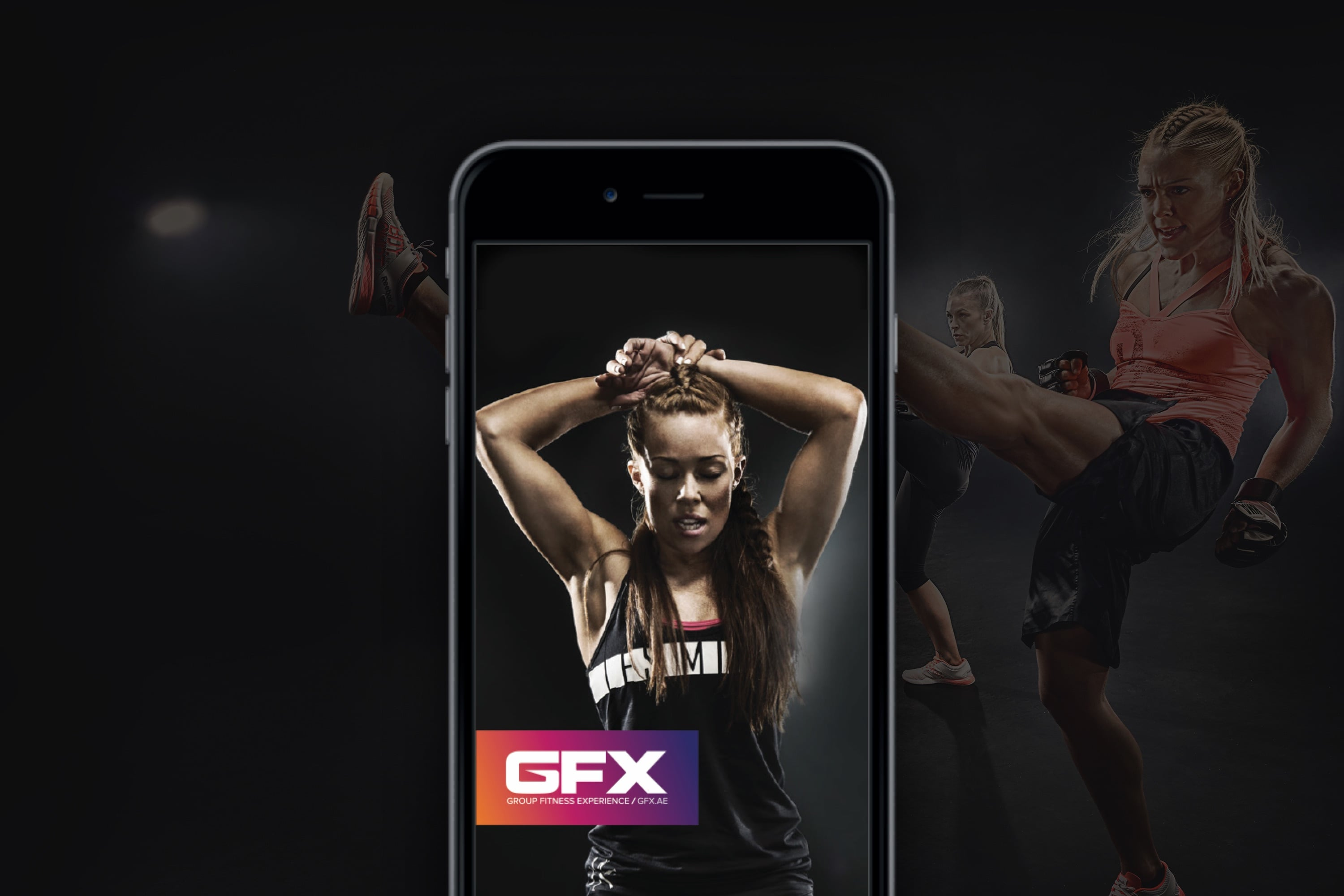 Download the FREE GFX App - Book Your Class Now | GFX ae