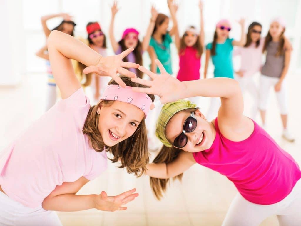Hip Hop Dance Classes for Kids