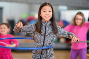 Hula Hoop Dance Classes for Kids