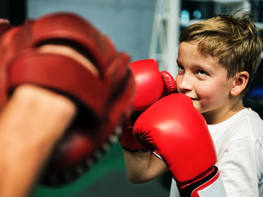 Kids KickBoxing Classes in Dubai