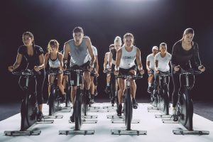 Les Mills Sprint Indoor Cycling