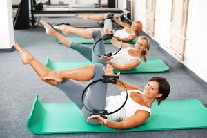 Pilates Classes in Dubai