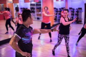 Zumba Fitness Classes in Dubai
