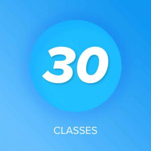 30 Kids Classes
