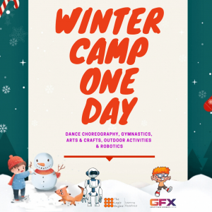 Kids Winter Camp One Day