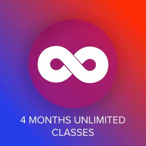 4 months unlimited classes