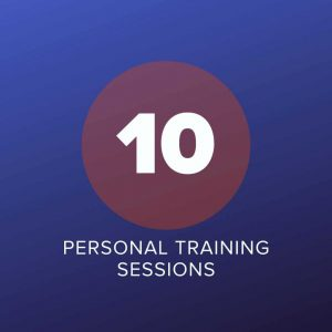 Personal Training 10 Sessions GFX Business Bay