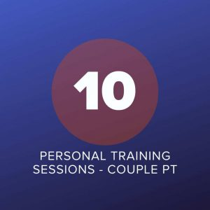 Personal Training 10 Sessions Couple PT GFX Business Bay